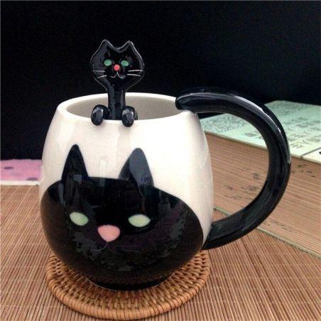 tasse petit chat