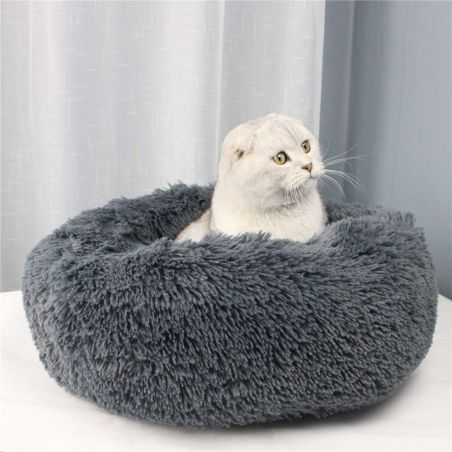 coussin relaxant chat