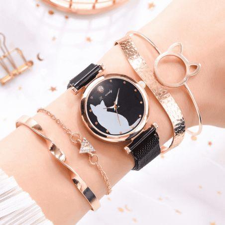 montre bracelet aimanté