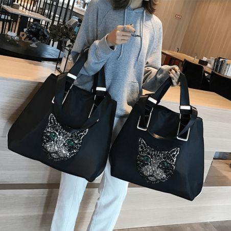 sac avec des chats