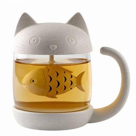 tasse à thé avec infuseur