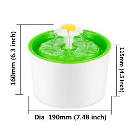 distributeur d eau chat
