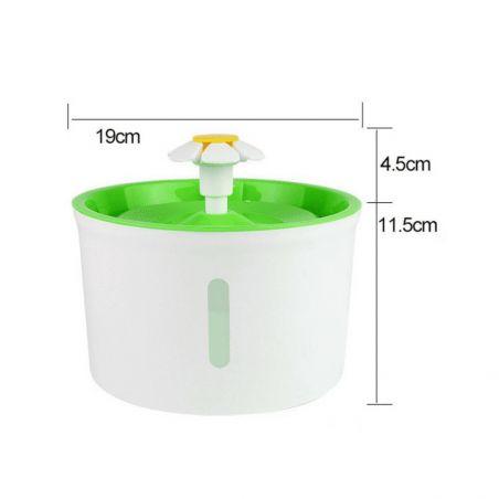 fontaine à eau pour chat pas cher