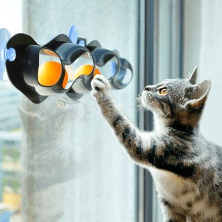 chat interactif jouet