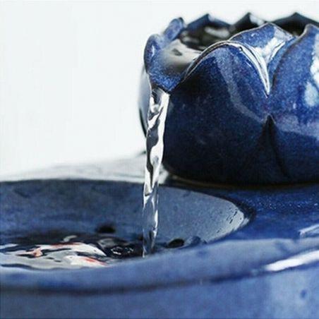 fontaine à eau pour chat ultra silencieuse ceramique