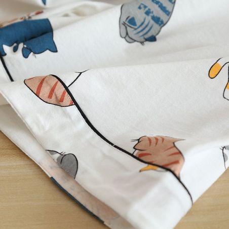 pyjama chat femme