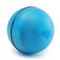 Balle LED bleu pour chat