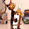 Support bouteille de vin original