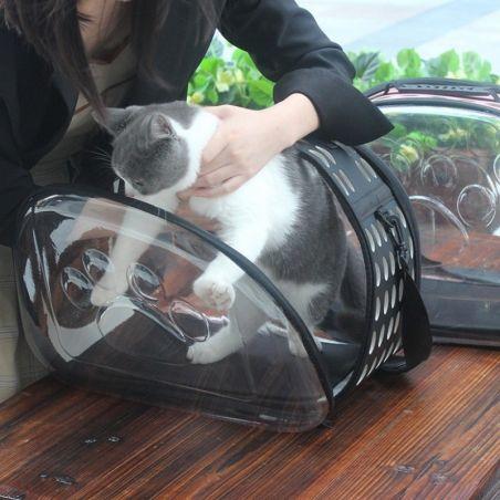 sac de transport pour chat pas cher