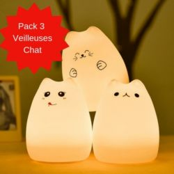 Veilleuse Chat lumineuse...