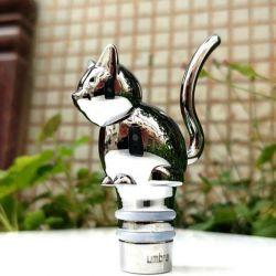 Bouchon bouteille motif chat