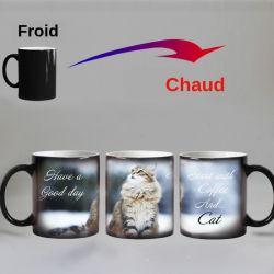 Mug 300 ml magique chat