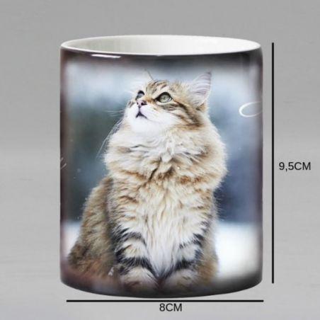 Mug chat magique pas cher