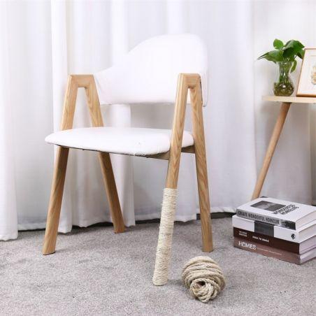 Corde sisal pieds de chaise