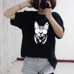 Tee shirt chat M