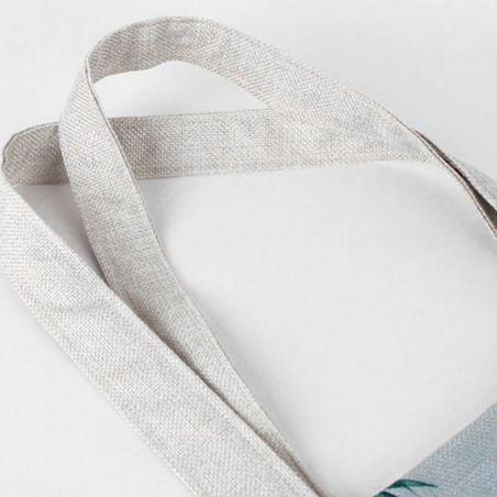 sac de plage tissu motif chat
