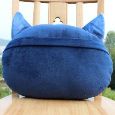 Coussin oreiller forme de chat