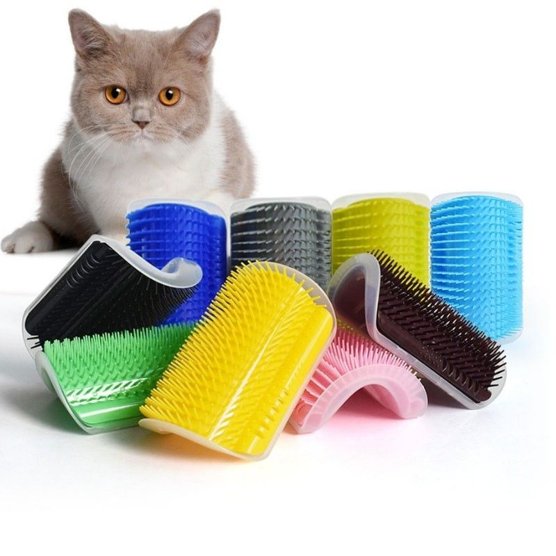 Brosse d'angle pour Chat
