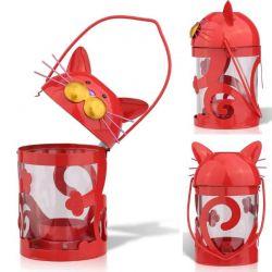 Lanterne forme de chat