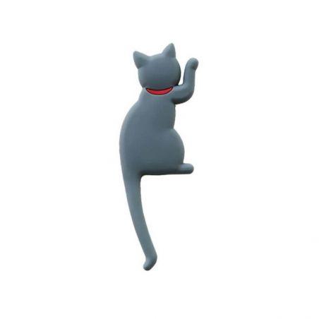 Accroche clé chat