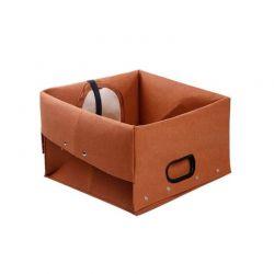 Caisse pour chat tissu