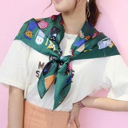 Chat foulard 90 cm