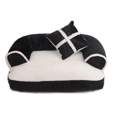 Canapé pour chien luxe