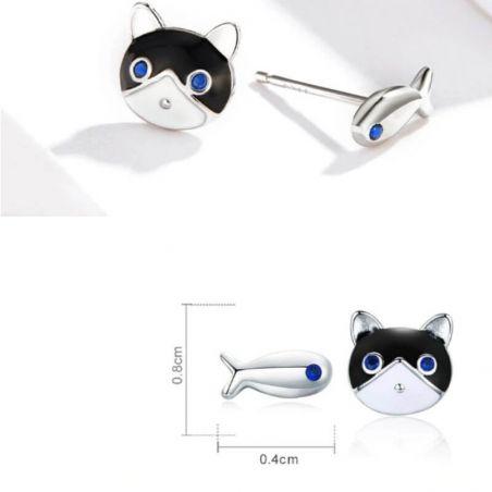 Bijoux chat fantaisie pour petite fille