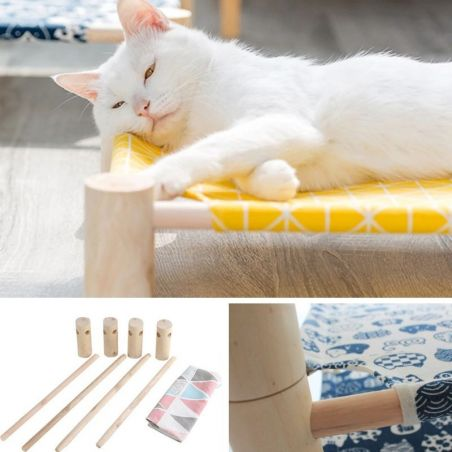 Lit pour chat design