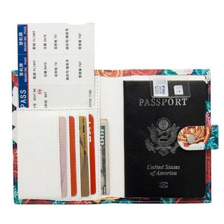 pochette passeport voyage