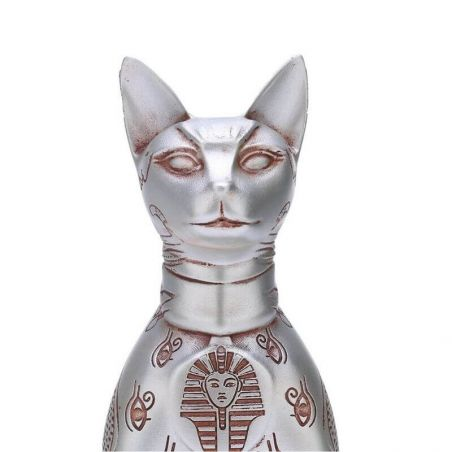 chat egyptien sculpture