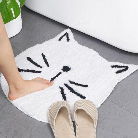 tapis salle de bain original