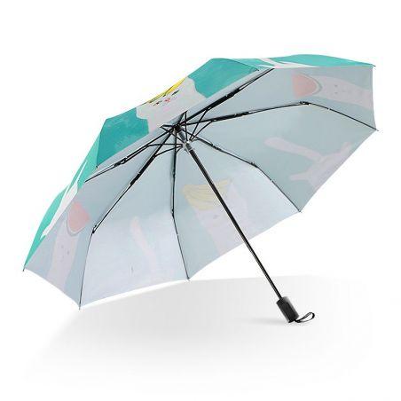 parapluie avec chats