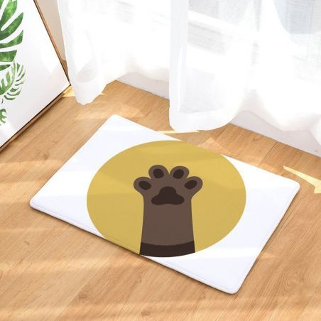 tapis antidérapant cuisine chat